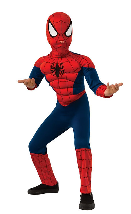 Child Spider-Man Deluxe Muscle Costume