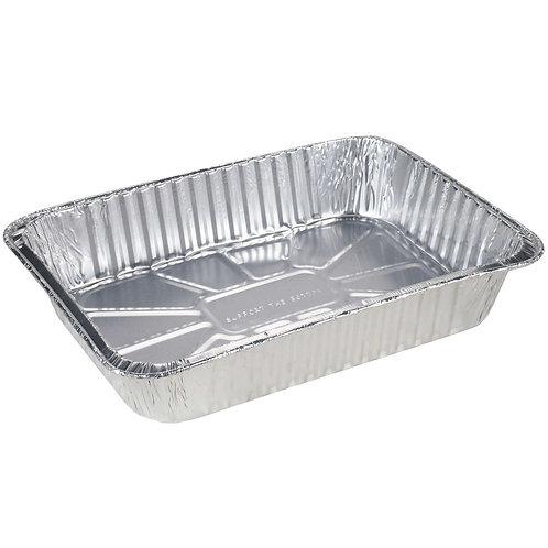 Aluminum Rectangular Roaster Pan