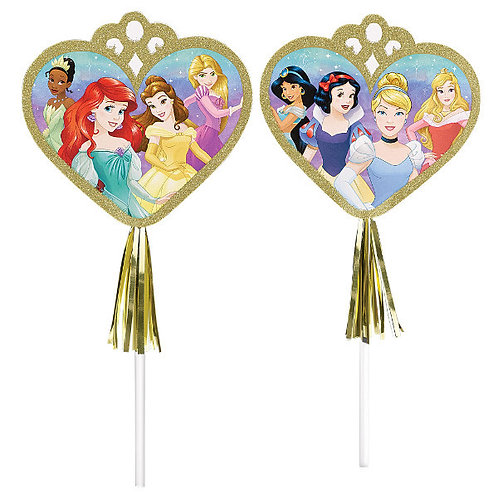 Disney Princess Paper Wands 8ct