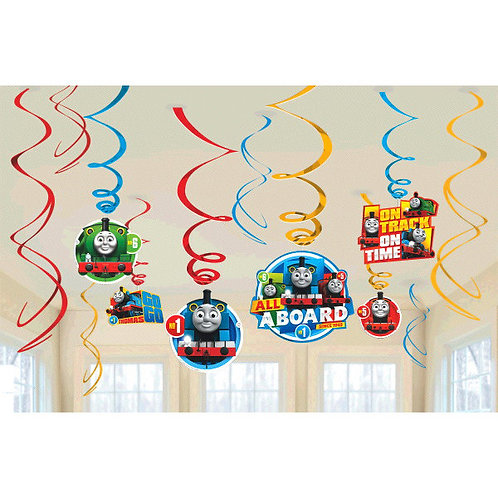 Thomas All Aboard Swirl Value Pack