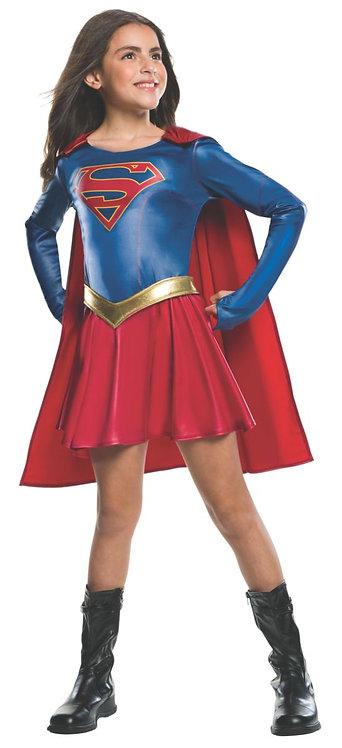 Child Supergirl Deluxe Costume