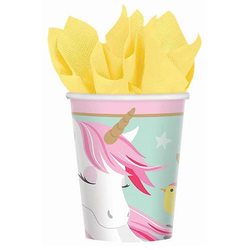 Magical Unicorn Cups 8ct