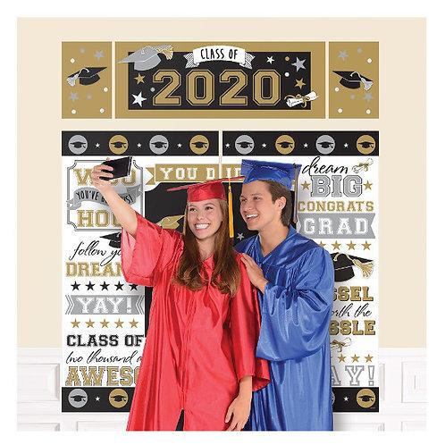 2020 Grad Wall Decorating Kit