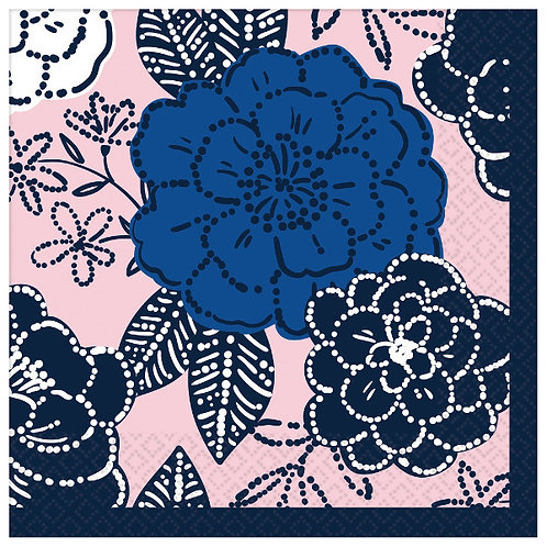 Royal Garden Lunch Napkins - 16ct