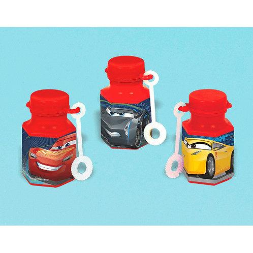 CARS 3 Mini Bubbles 12ct