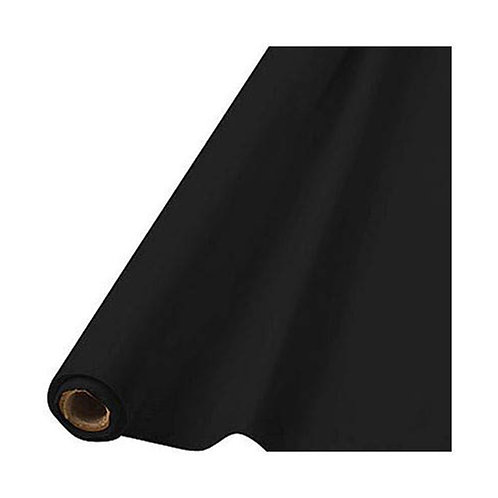 "Black Table Roll 40"" x 100'"