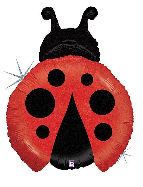 #255 Little Ladybug 27in Balloon