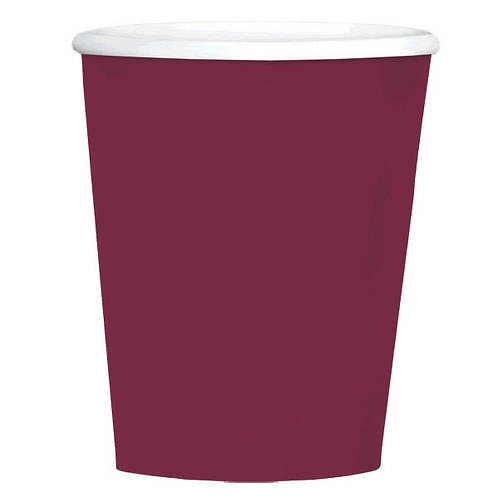 Berry 12 oz. Paper Coffee Cups 40ct