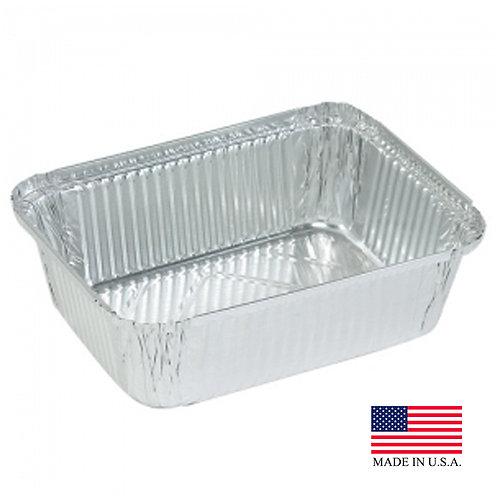 Aluminum Oblong Pan 5lb