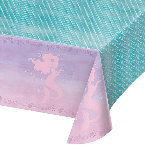 Mermaid Shine Table Cover