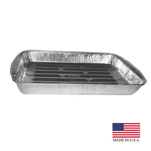 Aluminum 13in Broiler Pan