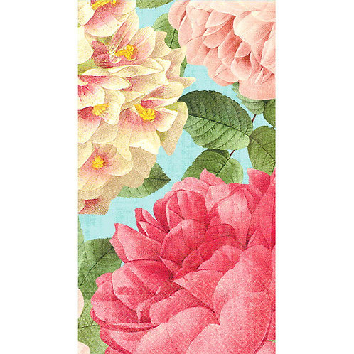 Guest Towels - Blissful Blooms 16ct