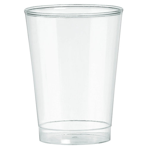 Clear 10oz Plastic Cups 72ct