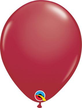 Maroon Balloons