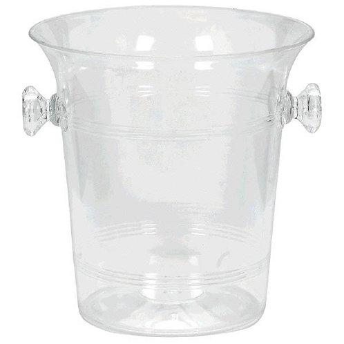 Ice Bucket w/Knob Handles