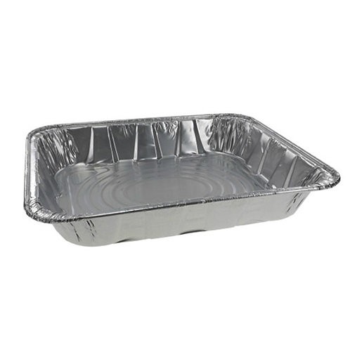 Aluminum Shallow Half Pan