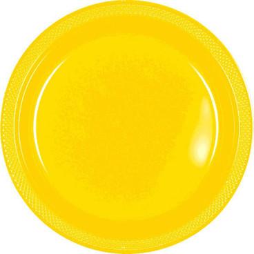 Yellow Tableware