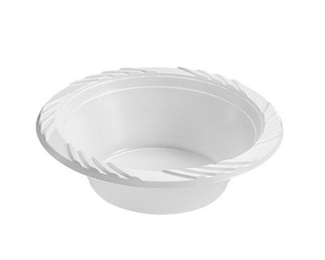 White 12oz Plastic Bowls 100ct