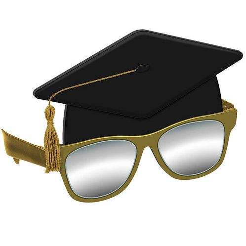 Graduation Mortarboard Glasses