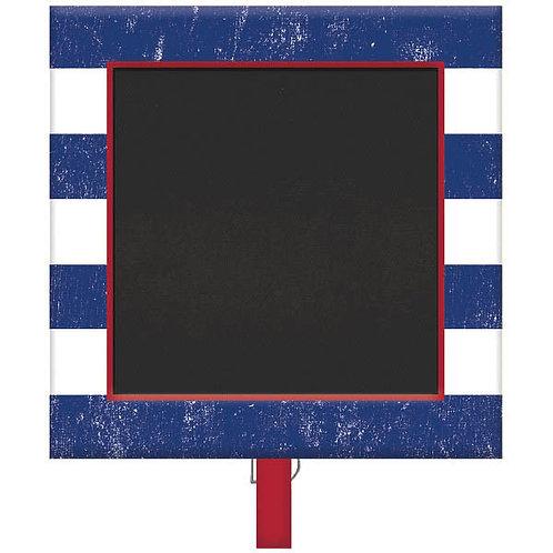 Nautical Chalkboard Clips