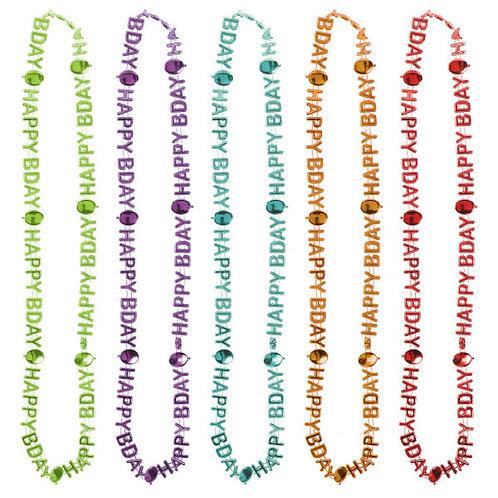 Birthday Celebration Necklaces 10ct
