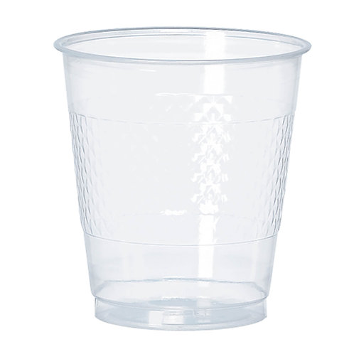 Clear 12oz Plastic Cups 20ct