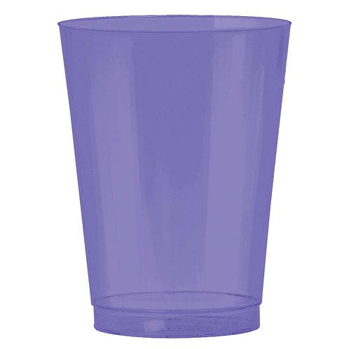Purple 10oz Plastic Cups 72ct