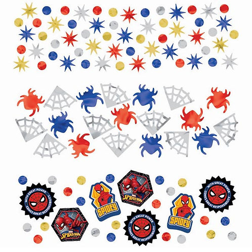 Spider-Man Webbed Wonder Value Confetti