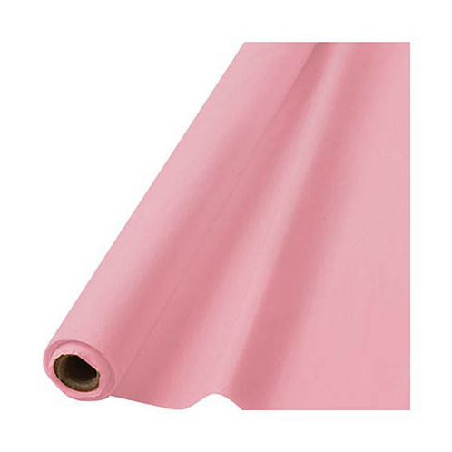 "Pink Table Roll 40"" x 100'"