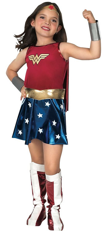 Child Wonder Woman Deluxe Costume