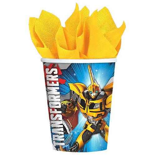 Transformers 9 oz. Cups