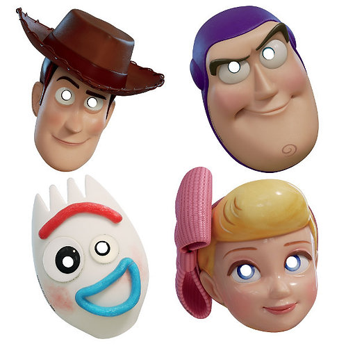 Toy Story 4 Paper Masks 8ct