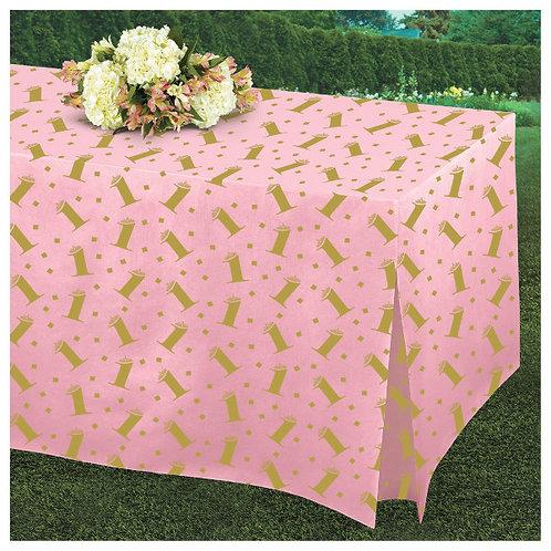 1st Birthday Tablefitter Rectangular Table Cover