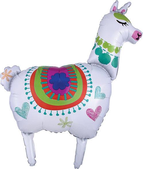 #226 Llama 41in Balloon