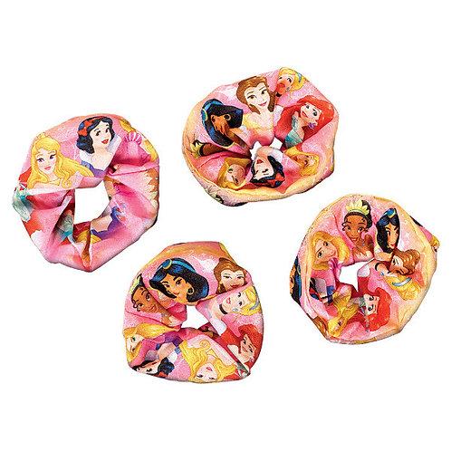 Disney Princess Scrunchies 4ct