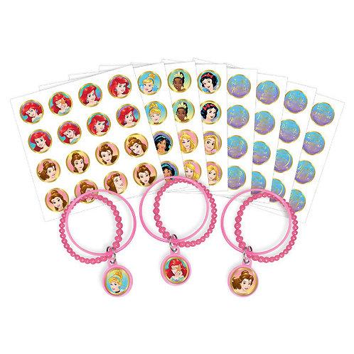 Disney Princess Bracelet Kit 8ct