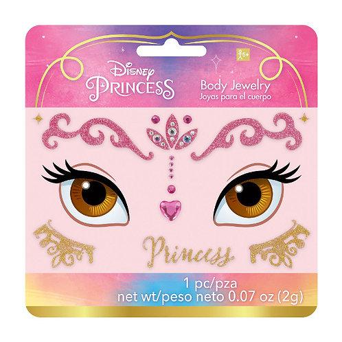 Disney Princess Body Jewelry