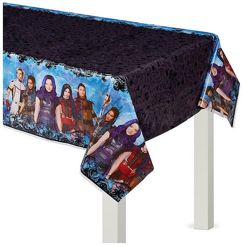 Descendants 3 Plastic Table Cover