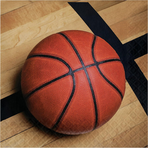 Basketball Lunch Napkins 16ct