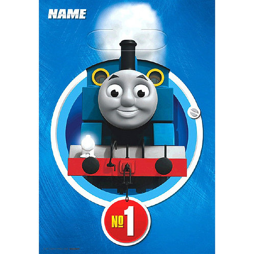 Thomas All Aboard Loot Bags 8ct