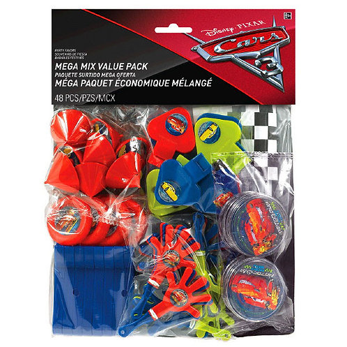 CARS 3 Mega Mix Value Pack