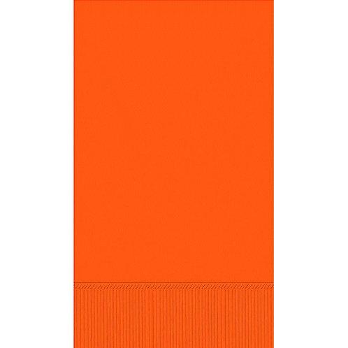 Orange Guest Towels 16ct