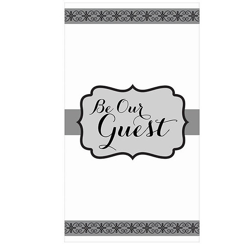 Be Our Guest Premium Guest Towels 16ct