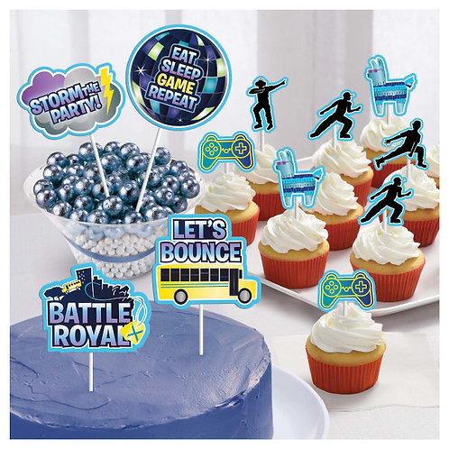 Battle Royal Paper Topper Kit 12ct