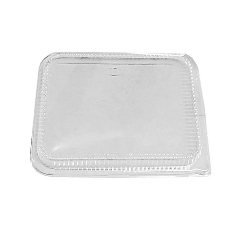 Aluminum Half Pan Plastic Dome Lid