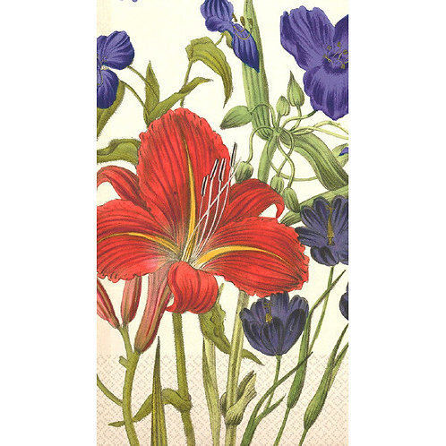 Tiger Lily Guest Towels 16ct