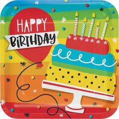 Hoppin' Birthday Cake