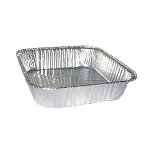 Aluminum 8in Deep Square Pan