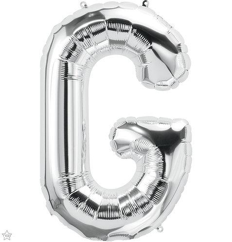 34in Balloon Letter G