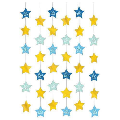 String Decorations - Boy